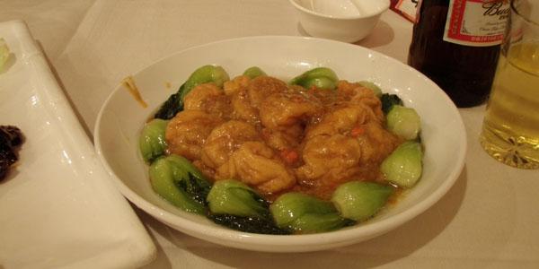 上海 保羅酒楼 料理